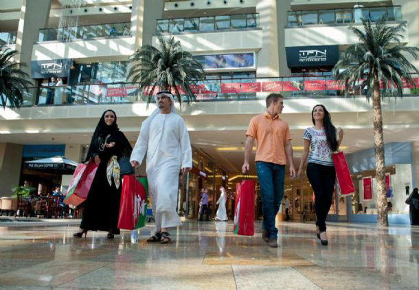 Dubaj shopping tour