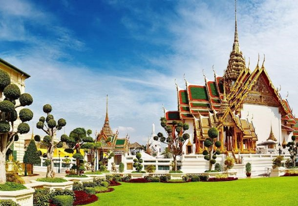 Grand Palace tour Bangkok